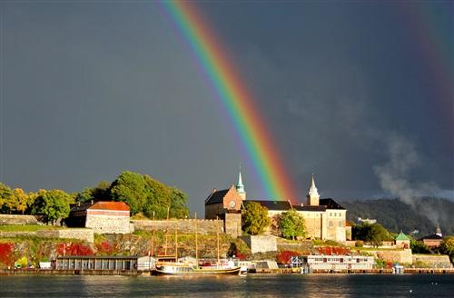 Akershus Castle (© VisitOSLO/Rod Costa)