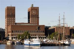 Oslo Town Hall (Credits: VisitOSLO/Nancy Bundt)